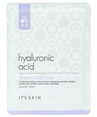 Тканевая маска с гиалуроновой кислотой It'S SKIN Hyaluronic Acid Moisture Mask Sheet 17 г: фото