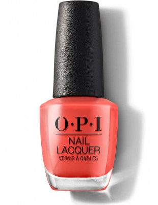 Лак для ногтей OPI CLASSIC My Chihuahua Doesn't Bite Anymore NLM89 15 м