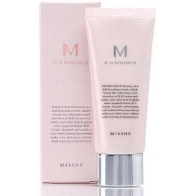 Основа под макияж со светоотражающим эффектом MISSHA M B.B Boomer 20мл