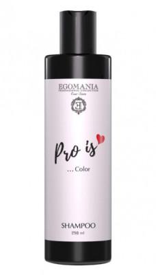 Шампунь для сохранения чистоты и сияния цвета волос Egomania PRO IS… COLOR SHAMPOO 250 мл: фото