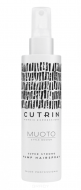 Лак-спрей экстрасильной фиксации CUTRIN MUOTO SUPER STRONG PUMP HAIRSPRAY 200мл: фото