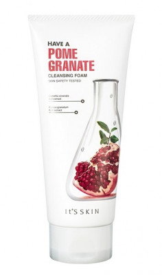Пенка увлажняющая с гранатом It'S SKIN Have a Pomegranate Cleansing Foam 150 мл: фото