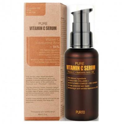 Сыворотка с витамином С PURITO Pure Vitamin C Serum 60мл: фото