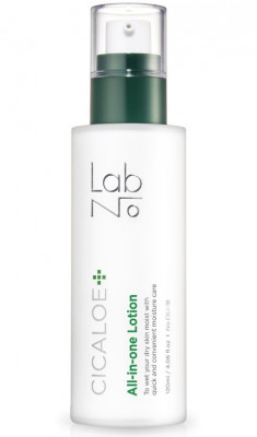 Лосьон восстанавливающий для лица LabNo Cicaloe All-in-one Lotion 120 мл: фото