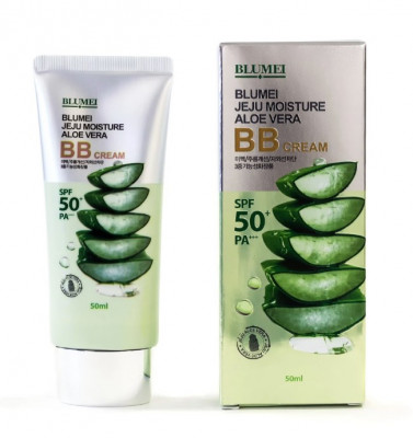BВ-крем с экстрактом Алоэ Blumei Jeju Moisture Aloe Vera BВ Cream 50 мл