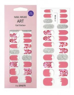 Наклейки для ногтей THE SAEM Nail Wear Art Gel Sticker 07 Heart Drop: фото