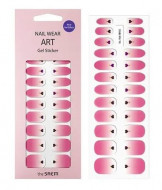 Наклейки для ногтей THE SAEM Nail Wear Art Gel Sticker 04 Love Daze: фото