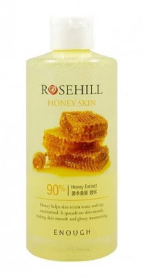 Тонер c экстрактом мёда Enough Rosehill Honey Skin 300мл