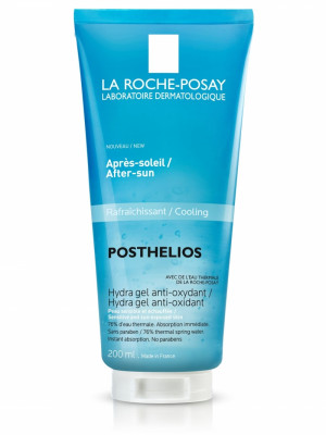 Охлаждающий гель после загара для лица и тела La Roche-Posay Anthelios 200мл: фото