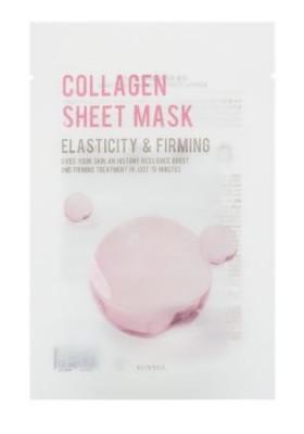 Тканевая маска с коллагеном EUNYUL PURITY COLLAGEN SHEET MASK 22мл: фото