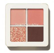 Тени 4-хцветные THE SAEM Saemmul Shadow Box 03 Peach Day 3,6г: фото