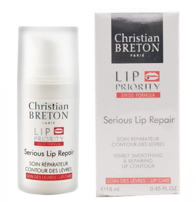 Сыворотка для губ восстанавливающая Christian Breton Lip Priority Serious Lip Repair 15мл: фото