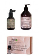 Набор против выпадения волос Dikson EVERY GREEN Loss Control: шампунь 250мл + сыворотка 100мл + ампулы 8мл*8шт: фото