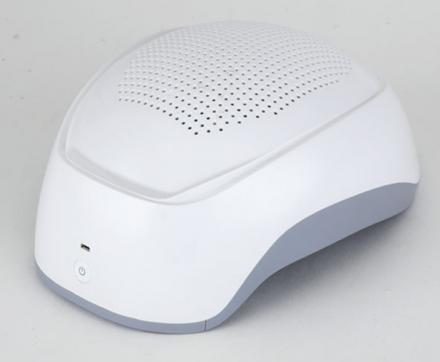 Лазерный аппарат-шлем от выпадения волос Gezatone Laser Helmet