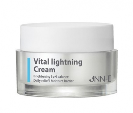 Осветляющий крем JUNGNANI JNN-II VITAL LIGHTENING CREAM 30г: фото
