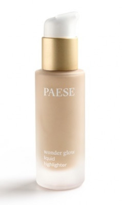 Кремовый хайлайтер PAESE WONDER GLOW LIQUID HIGHLIGHTER тон Body 20мл: фото