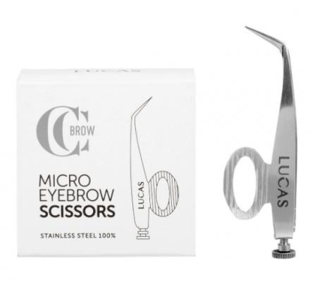 Микроножницы для бровей CC Brow Micro Eyebrow Scissors: фото
