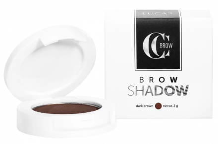 Тени для бровей CC Brow Brow Shadow dark brown: фото