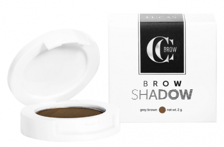 Тени для бровей CC Brow Brow Shadow grey brown: фото
