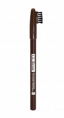 Контурный карандаш для бровей СС Brow brow pencil 04 brown: фото