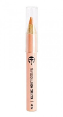 Карандаш консилер для бровей CC Brow BROW CORRECTOR NP15 розовый: фото
