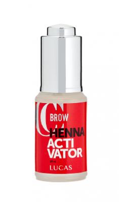 Активатор хны для бровей CC Brow Henna activator 20 мл: фото