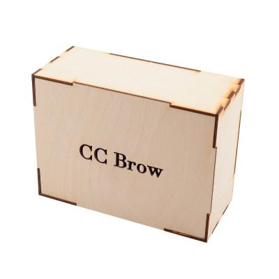 Фирменная коробочка CC Brow (большая): фото