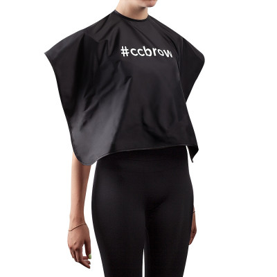 Пеньюар CC Brow, черный, нейлон, длина 45 см: фото