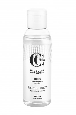 Мицеллярная вода для бровей CC Brow Micellar Brow Cleanser 100 мл: фото