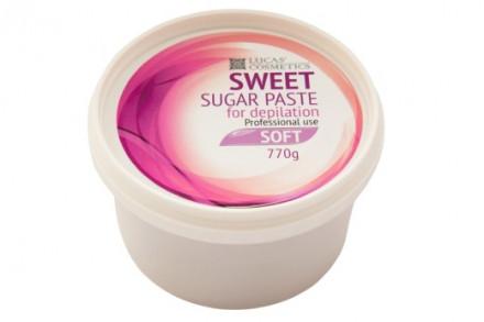 Шугаринг для экспресс депиляции мягкий Sweet soft 770г: фото