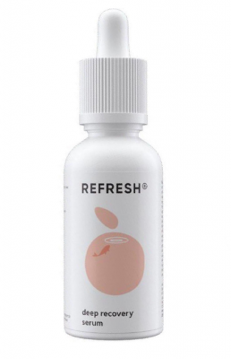Сыворотка для лица ГИАЛУРОНОВАЯ REFRESH Deep Recovery Serum 30мл: фото