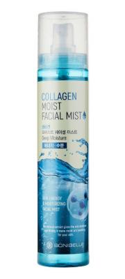 Спрей для лица КОЛЛАГЕН BONIBELLE Collagen Moist Facial Mist 130 мл: фото