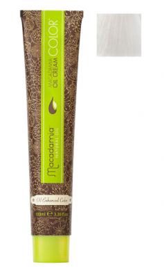 Краска для волос Macadamia Oil Cream Color 12.81 БЛОНДИН ЖЕМЧУЖИНА ПЕПЕЛЬНЫЙ ОЧЕНЬ 100мл: фото