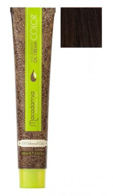 Краска для волос Macadamia Oil Cream Color 8/2 СВЕТЛЫЙ ЗЕЛЕНЫЙ БЛОНДИН 100мл: фото
