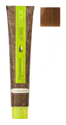 Краска для волос Macadamia Oil Cream Color 8.23 СВЕТЛЫЙ ТЕПЛЫЙ ШОКОЛАДНЫЙ БЛОНДИН 100мл: фото