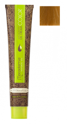 Краска для волос Macadamia Oil Cream Color 8.33 СВЕТЛЫЙ ЭКСТРА ЗОЛОТИСТЫЙ БЛОНДИН 100мл: фото