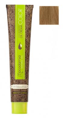 Краска для волос Macadamia Oil Cream Color 99.0 ОЧЕНЬ СВЕТЛЫЙ ЭКСТРА ЯРКИЙ БЛОНДИН 100мл: фото