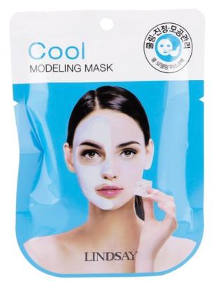 Альгинатная маска с маслом чайного дерева Lindsay Cool Modeling Mask 28г: фото