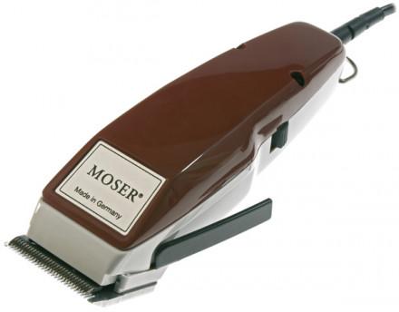 Машинка для стрижки вибрационная MOSER EDITION бордовая: фото