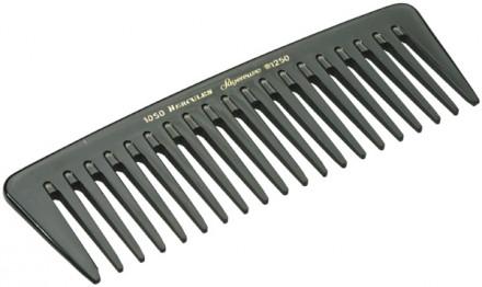 Расчёска-гребень каучуковая HERCULES 1050 18,6см: фото
