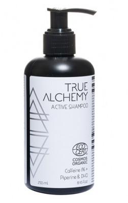Шампунь True Alchemy Caffeine 1% + Piperine & DHQ 250мл: фото