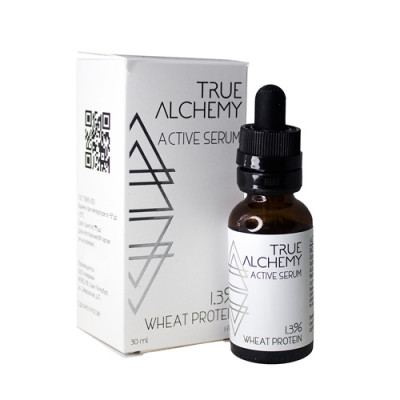 Сыворотка для лица True Alchemy Wheat Protein 1.3% 30мл: фото