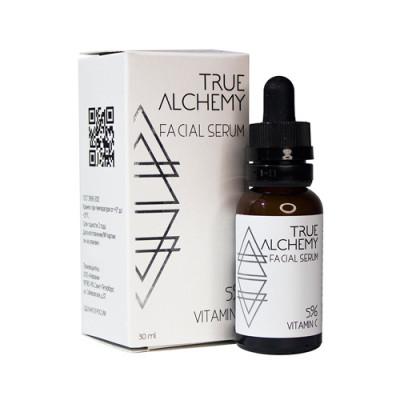 "Сыворотка для лица True Alchemy Vitamin C 5%"" 30мл: фото"