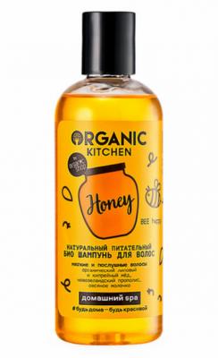 Био-кондиционер для волос питательный Organic Kitchen